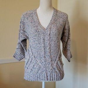 NY&C cute pastel sweater